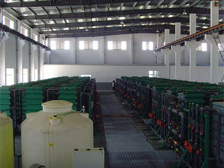 海南某纸业有限公司中水回用工程