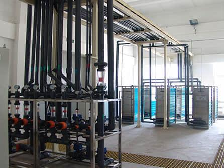 华能大连电厂一级反渗透浓水回用工程